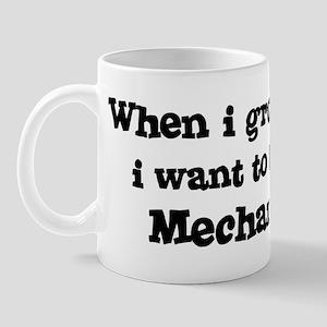 Be A Mechanic Mug