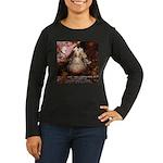 Warbonnet Women's Long Sleeve Dark T-Shirt