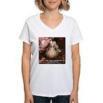 Warbonnet Women's V-Neck T-Shirt
