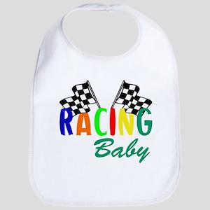 Racing Baby Bib