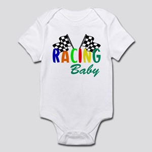 Racing Baby Infant Bodysuit