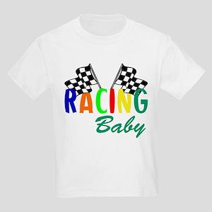 Racing Baby Kids Light T-Shirt