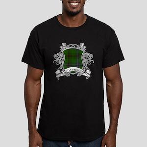 Henderson Tartan Shiel Men's Fitted T-Shirt (dark)