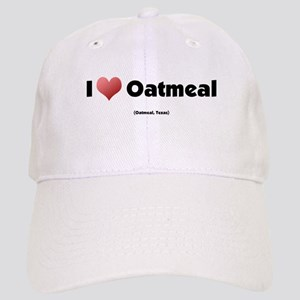 I Love Oatmeal Cap