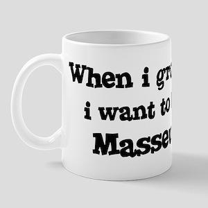 Be A Masseuse Mug