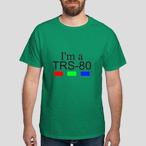 I'm a TRS-80 Dark T-Shirt