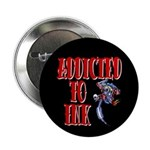 """Addicted to Ink 2.25"""" Button (100 pack)"""