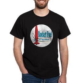Rocket Fuel for Breakfast T-Shirt