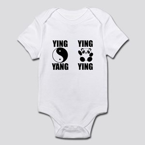 """""""Ying Ying"""" Infant Bodysuit"""