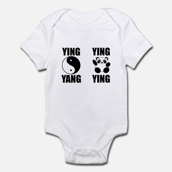 """Ying Ying"" Infant Bodysuit"