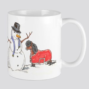 Snowman Treat Mug