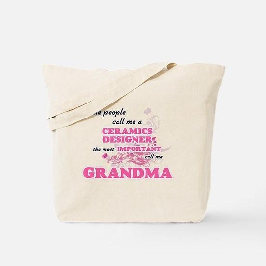 Some call me a Ceramics Designer, the mos Tote Bag