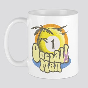 One Ball Man Mug