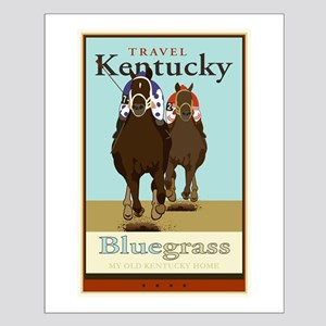 Travel Kentucky Small Poster