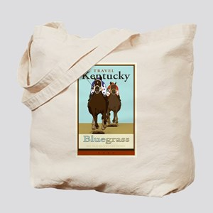 Travel Kentucky Tote Bag