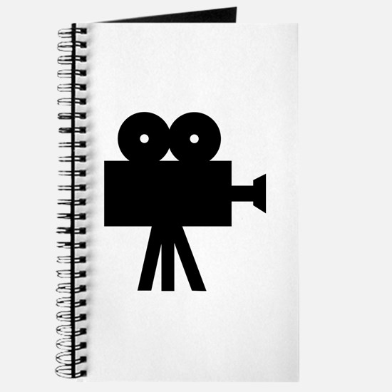 hollywood movie camera Journal
