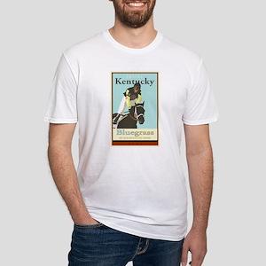 Travel Kentucky Fitted T-Shirt