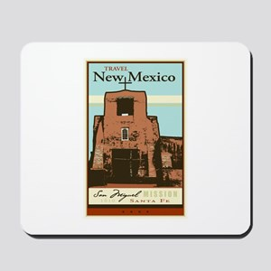 Travel New Mexico Mousepad