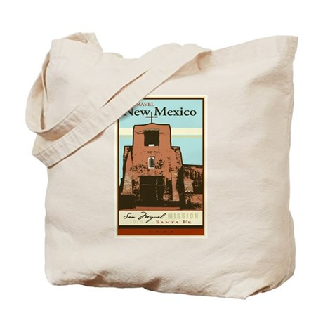 Travel New Mexico Tote Bag