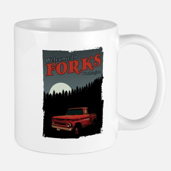 Forks Mug
