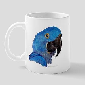 Hyacinth Macaw Mug