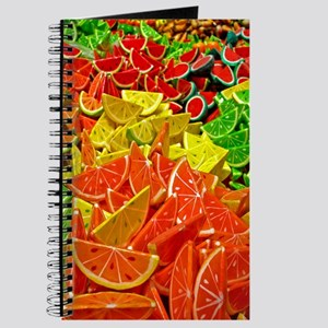 Colorful Fruits Journal