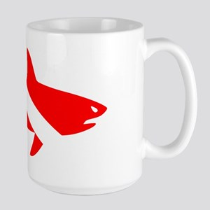 Sharky Jet Fuel Coffee Mug