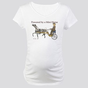 Powered by Maternity T-Shirt