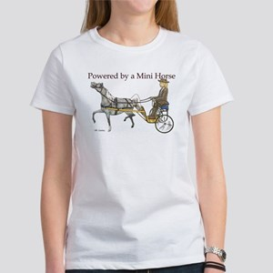 Powered by Women's T-Shirt