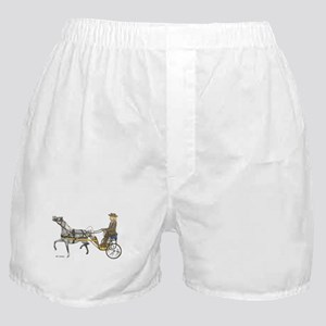 Mini with cart Boxer Shorts