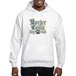 Border Collie Dad Hooded Sweatshirt
