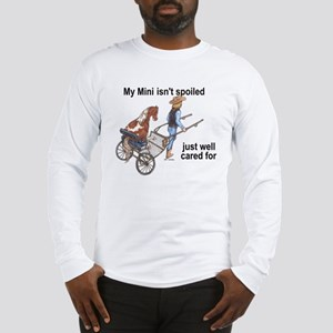 Mini Isn't Spoiled Long Sleeve T-Shirt