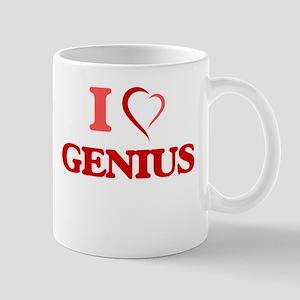 I love Genius Mugs