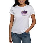 CDH Superhero Stars Logo for Girls Women's T-Shirt