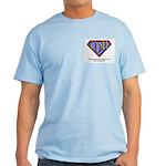 CDH Superhero Logo for Boys Light T-Shirt