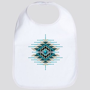 Native American Beadwork 14 Baby Bib