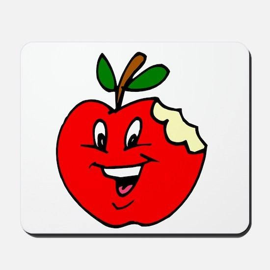 Cute Apple Mousepad