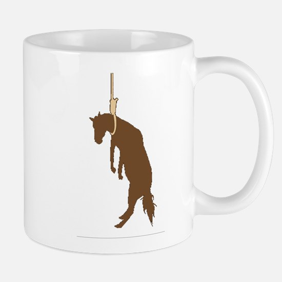 Hung like a horse Mug