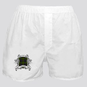 Gunn Tartan Shield Boxer Shorts