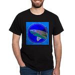 Shark Black T-Shirt