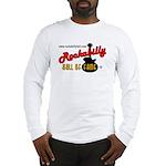 CafePcolorRHOFatBG Long Sleeve T-Shirt