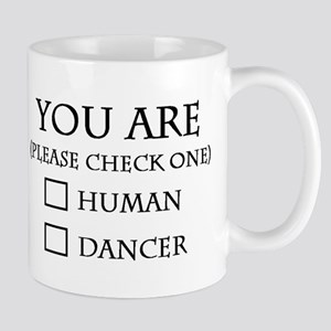 Human or Dancer Mug