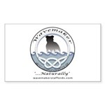 Wavemaker Rectangle Sticker 10 pk)