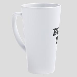 BLACK OPS! 17 oz Latte Mug