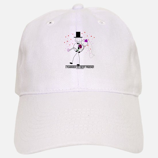 My Best Friend! Baseball Baseball Cap