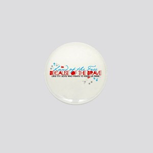 Land of the free: Sons Mini Button