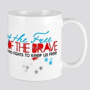 Land of the Free: Grandsons Mug