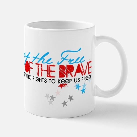 Land of the Free: Grandsons Mug
