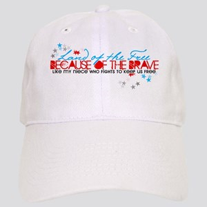 Land of the free: Niece Cap