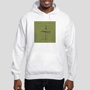 """""""As UUs, We Believe"""" Hooded Sweatshirt"""